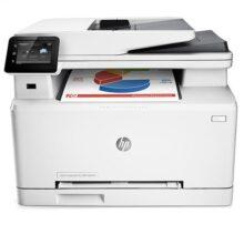 پرینتر چندکاره لیزری اچ پی مدل HP LaserJet Pro MFP M277dw Multifunction Color Laser Printer