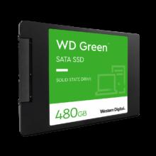 اس اس دی وسترن دیجیتال مدل GREEN WDS480G2G0A ظرفیت ۴۸۰ گیگابایت