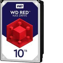 هارددیسک اینترنال وسترن دیجیتال مدل Red WD100EFAX ظرفیت ۱۰ ترابایت