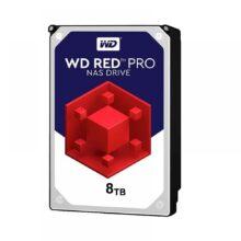 هارددیسک اینترنال وسترن دیجیتال مدل Red Pro WD8001FFWX ظرفیت ۸ ترابایت