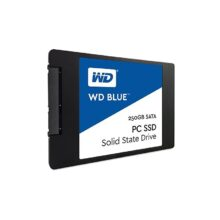 اس اس دی وسترن دیجیتال مدل BLUE WDS250G1B0A ظرفیت ۲۵۰ گیگابایت