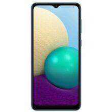 گوشی موبایل سامسونگ مدل Galaxy A02 SM-A022F/DS دو سیم کارت ظرفیت ۳۲ گیگابایت و رم ۳ گیگابایت