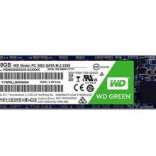 حافظه SSD وسترن دیجیتال مدل GREEN WDS240G1G0B ظرفیت ۲۴۰ گیگابایت