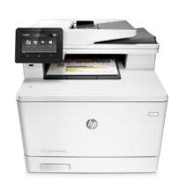 پرینتر چندکاره لیزری اچ پی مدل HP Color LaserJet Pro MFP M477fdn