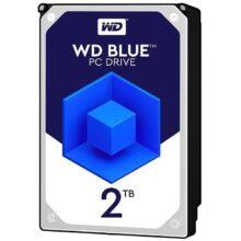 هارددیسک اینترنال وسترن دیجیتال مدل Blue WD20EZRZ ظرفیت ۲ ترابایت
