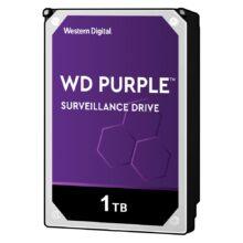هارددیسک اینترنال وسترن دیجیتال مدل Purple WD10PURZ ظرفیت ۱ ترابایت