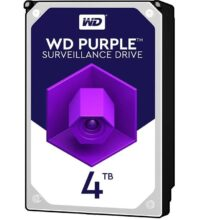 هارددیسک اینترنال وسترن دیجیتال مدل Purple WD40PURZ ظرفیت ۴ ترابایت