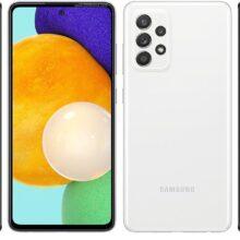 گوشی موبایل سامسونگ مدل A52 5G SM-A526B/DS دو سیمکارت ظرفیت ۱۲۸ گیگابایت و رم ۸ گیگابایت