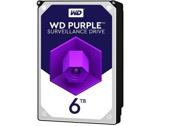 هارد اینترنال purple 6tb