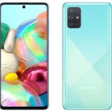 گوشی موبایل سامسونگ مدل Galaxy A51 SM-A515F/DSN دو سیم کارت ظرفیت ۱۲۸گیگابایت رم۶