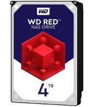 هارددیسک اینترنال وسترن دیجیتال مدل Red WD40EFRX ظرفیت ۴ ترابایت
