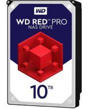 هارددیسک اینترنال وسترن دیجیتال مدل Red Pro WD101KFBX ظرفیت ۱۰ ترابایت