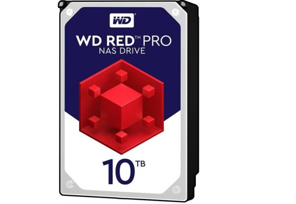 10tb هارد red pro