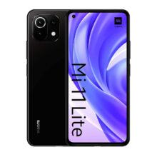 گوشی موبایل شیائومی مدل Mi 11 Lite M2101K9AG NFC دو سیم کارت ظرفیت ۱۲۸ گیگابایت و ۸ گیگابایت رم