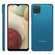 گوشی موبایل سامسونگ مدل Galaxy A12 SM-A125F/DS دو سیم کارت ظرفیت ۶۴ گیگابایت رم۴