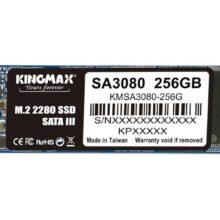 اس اس دی  Kingmax M.2 2280 SATA III KMSA3080 SSD Drive – 256G