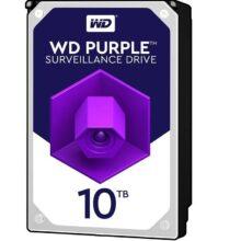 هارددیسک اینترنال وسترن دیجیتال مدل Purple WD101PURZ ظرفیت ۱۰ ترابایت