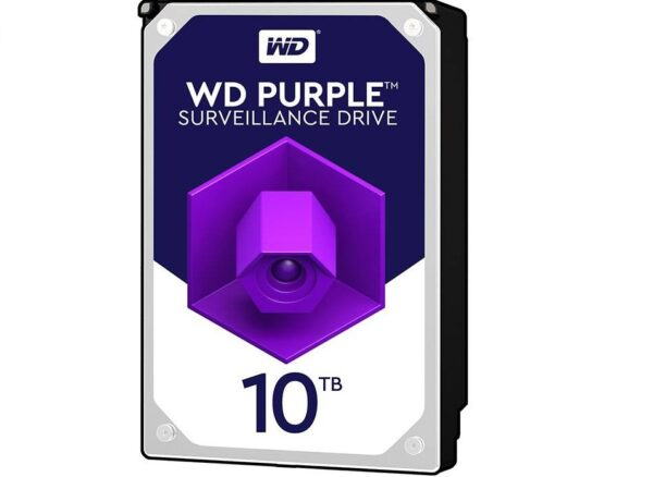 هارد اینترنال purple 10tb