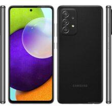گوشی موبایل سامسونگ مدل A52 SM-A525F/DS دو سیمکارت ظرفیت ۲۵۶ گیگابایت و رم ۸ گیگابایت