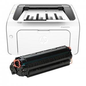 پرینتر لیزری اچ پیHPLaserJet Pro M12w