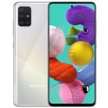 گوشی موبایل سامسونگ مدل Galaxy A71 SM-A715F/DS دو سیمکارت ظرفیت ۱۲۸ گیگابایت و رم ۸ گیگابایت