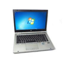 لپ تاپ استوک اچ پی ۱۴ اینچی مدل EliteBook 8470p پردازنده Core i5 رم ۴GB حافظه ۵۰۰GB گرافیک HD 3000