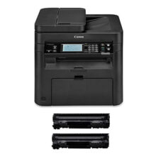 پرینتر لیزری چندکاره کانن مدل Canon imageCLASS MF236n Multifunction Laser Printer