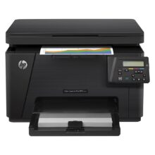 پرینتر چندکاره لیزری اچ پی مدل HP Color LaserJet Pro MFP M176n Laser Printer